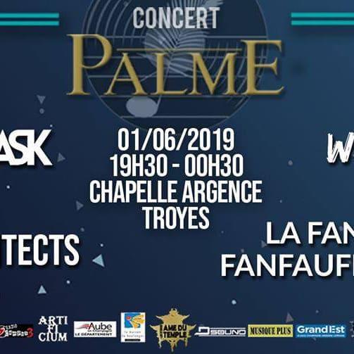Radio Campus 3 parle du PALME 2019 !
